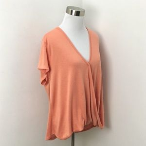 NWT Free People Wrap Top